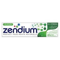 Dantų pasta Zendium Toothpaste to relieve bleeding and inflammation of the gums Bio Fresh 75 ml - Duopack
