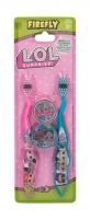 Dantų šepetėlis EP Line LOL Surprise Toothbrush 1pc Dantų šepetėliai