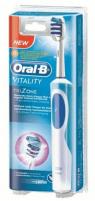 Dantų šepetėlis Oral-B Vitality Trizone CLS (blister)