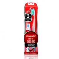 Dantų šepetukas Colgate Gift Set Colgate Max White White Expert Dantų šepetėliai