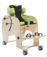 Darbo kėdutė vaikui Drambliukas, dydis 2 Regulēšanas instruments sēdes