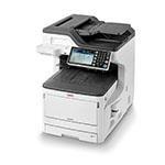 Multifunctional device OKI MC853dn A3 Multifunction printers