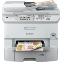 Spauzdintuvas Epson WorkForce Pro WF-6590DWF, Print, Scan, Copy, Fax, 24 ppm Monochrome, 24 ppm Colour, 4.800 x 1.200 dpi, Duplex, Wifi, NFC Multifunction printers