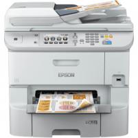 Spauzdintuvas Epson WorkForce Pro WF-6590DWF, Print, Scan, Copy, Fax, 24 ppm Monochrome, 24 ppm Colour, 4.800 x 1.200 dpi, Duplex, Wifi, NFC