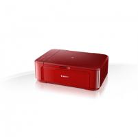 Daugiafunkcinis spausdintuvas Canon PIXMA MG3650 Red / Wireless Print, Scan, Copy / up to 4800 x 1200 dpi / print: 9.9 ipm (mono), 5.7 ipm (color), scan: 1200 x 2400 dpi / Auto Duplex print / USB / Wi-Fi