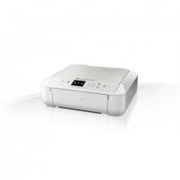 Daugiafunkcinis spausdintuvas Canon PIXMA MG5751 White, Print speed :mono 12.6ipm, color 9ipm, Scan: 1200x2400dpi, Duplex, WiFi