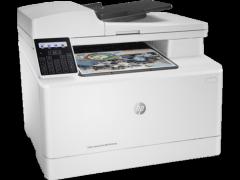 Daugiafunkcinis spausdintuvas HP Color LaserJet Pro M181fw MFP
