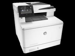 Daugiafunkcinis spausdintuvas HP Color LaserJet Pro MFP M377dw