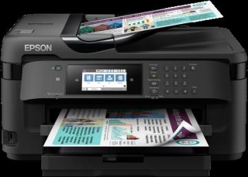 Daugiafunkcinis spausdintuvas WorkForce WF-7710DWF Multifunction printers