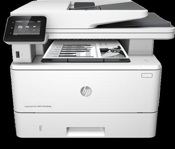Daugiafunkcinis spausintuvas HP LaserJet Pro M426fdn MFP