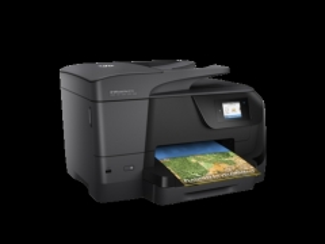 Daugiafunkcinis spausintuvas HP Officejet Pro 8710 WiFi MFP