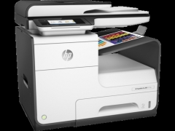 Daugiafunkcinis spausintuvas HP PageWide Pro 477dw MFP