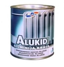 Dažai ALUKID aliumininiai 0.45L