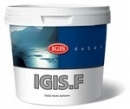 Dažai fasadiniai IGIS F bazė B 4,65 ltr.