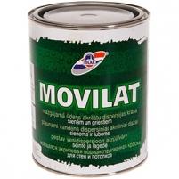Dažai MOVILAT-4 bazė A 0,9L Akriliniai dažai