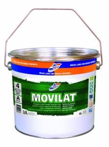 Dažai MOVILAT-4 bazė A 3.6L