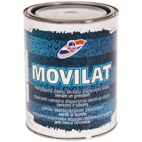 Dažai MOVILAT-7  base A 0,9L Acrylic paint