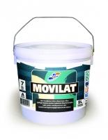 Dažai MOVILAT-7 bazė A 9L Akriliniai dažai