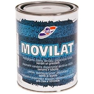 Dažai MOVILAT-7 bazė C 3.6L Akrila krāsas