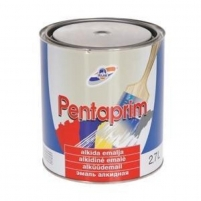 Paint Pentaprim RAUDONAS 2.7l