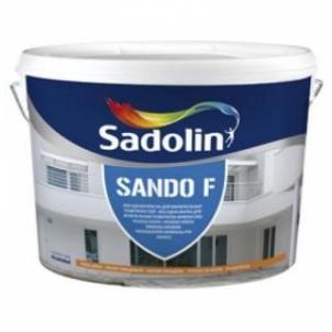 Dažai Sadolin SANDO F 10l Emulsiniai dažai