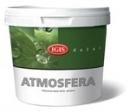 Paint silikoniniai Atmosfera bazė A 1 ltr. Emulsion paint