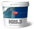 Paint visiškai matt IGIS 3 C bazė 3 ltr. Emulsion paint