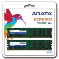 DDR2 Adata 2x2GB 800MHz CL5 DIMM 1.8V