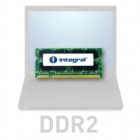 DDR2 SODIMM Integral 2GB 667MHz CL5 1.8V, PC2-5300