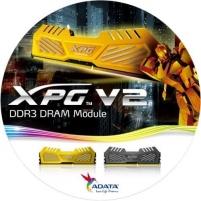 DDR3 Adata XPG V2 8GB (2x4GB) 2400MHz CL11 1.65V, TCT, 8 Layers PCB