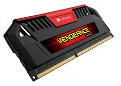 DDR3 Corsair Vengeance Pro Red 32GB (4x8GB) 2400MHz CL11 1.65V
