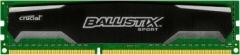 DDR3 Crucial Ballistix Sport 8GB 1600MHz CL9 1.5V