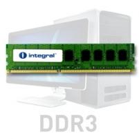 DDR3 ECC Integral 8GB (2x4GB)1333MHz CL9 1.5V R2