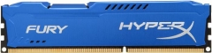 DDR3 Kingston HyperX Fury Blue 4GB 1866MHz CL10