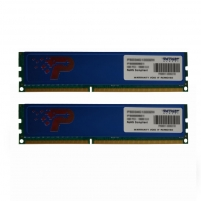 DDR3 Patriot  2x4GB  1600MHz CL11 Radiatorius