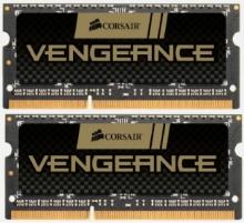 DDR3 SODIMM Corsair Vengeance 16GB (2x8GB) 1600MHz CL10 1.5V