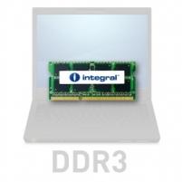 DDR3 SODIMM Integral 4GB 1066MHz CL7 1.5V