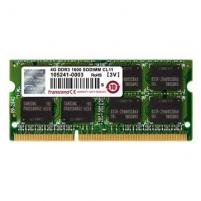 DDR3 SODIMM Transcend 8GB 1600MHz CL11 2Rx8