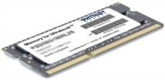 DDR3 Ultrabook SODIMM Patriot 4GB 1600MHz CL11 1.35V