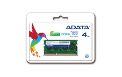 DDR3L SODIMM Adata 4GB 1600MHz CL11, 1.35V