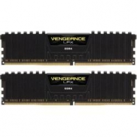 DDR4 Corsair Vengeance LPX Black 8GB (2x4GB) 3000MHz CL15 1.2V, PC424000