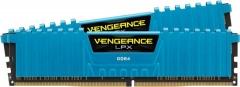 DDR4 Corsair Vengeance LPX Blue 16GB (2x8GB) 3000MHz CL15 1.35V
