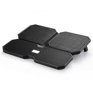Deepcool Notebook cooler Multicore x6 up to 15.6'' nb, 2x140mm fan+ 2x100mm fan