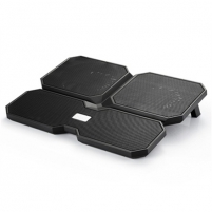 Deepcool Notebook cooler Multicore x6 up to 15.6'' nb, 2x140mm fan+ 2x100mm fan Nešiojamų kompiuterių priedai