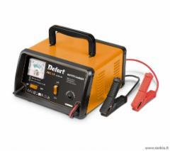 DEFORT DBC 10 automobilinis įkroviklis Akumulatoru lādētāji