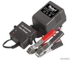 Defort DBC-6A akumuliatoriaus kroviklis Automobilių akumuliatorių pakrovėjai