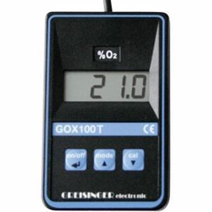 Deguonies matuoklis Greisinger GOX 100 T with Sensor Deguonies ir oro analizavimo sistemos