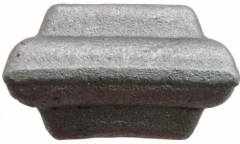 Dekoratyvinis elementas 14.5 D (kvadratas), L02TE022 Kalviški dekoratyviniai elementai