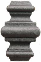 Dekoratyvinis elementas 16.5/65*38, L02TE049 Kalviški dekoratyviniai elementai