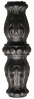 Dekoratyvinis elementas 16 K (ovalas), L02TE032 Kalviški dekoratyviniai elementai